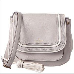 Kate Spade medium Rianne bag Cement white